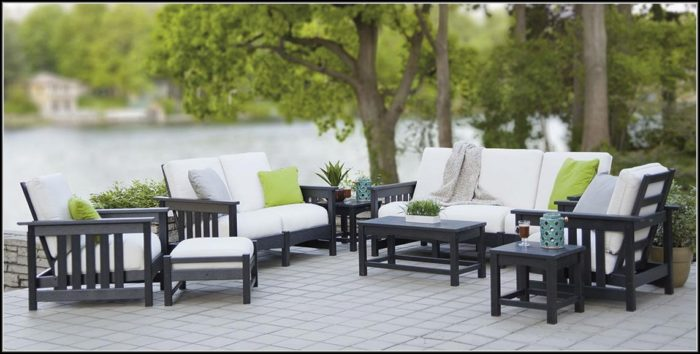 Polywood Patio Furniture Sets
