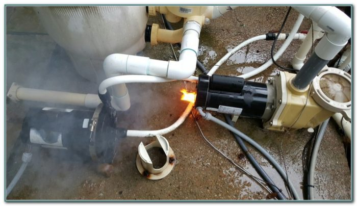 Pool Pump Motor Replacement