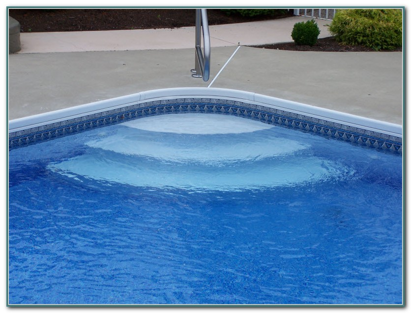 Pool Steps For Inground Pools - Pools : Home Decorating Ideas ...