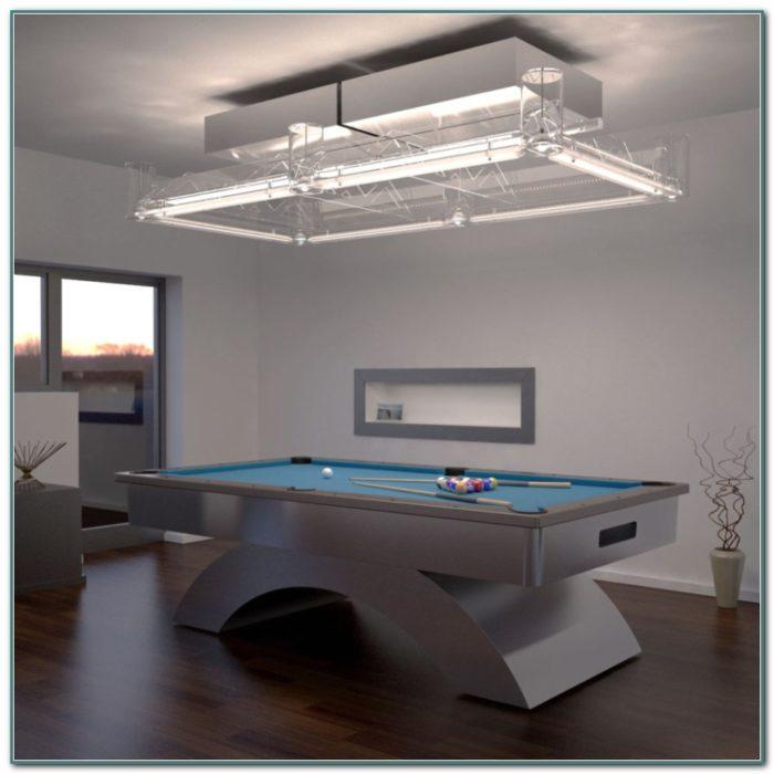 Pool Table Light Fixtures Modern