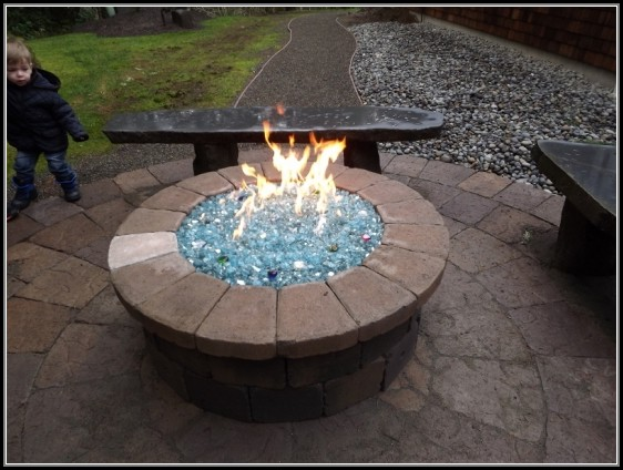 Propane Outdoor Fire Pit Diy