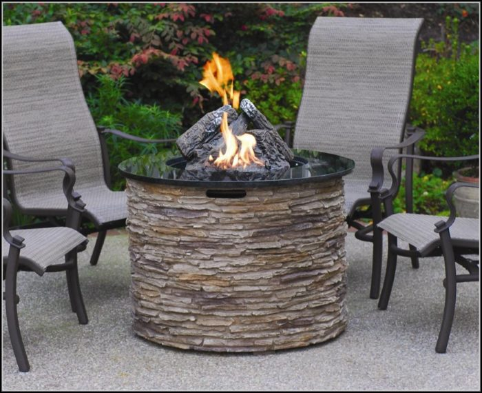 Propane Outdoor Fire Pit Ideas