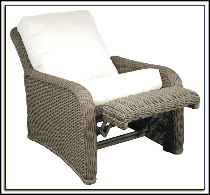 Reclining Patio Chair Cushion