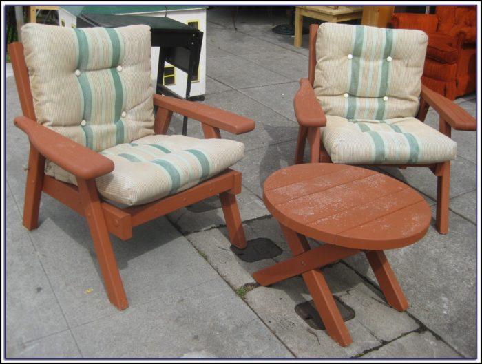 Redwood Patio Furniture Cushions