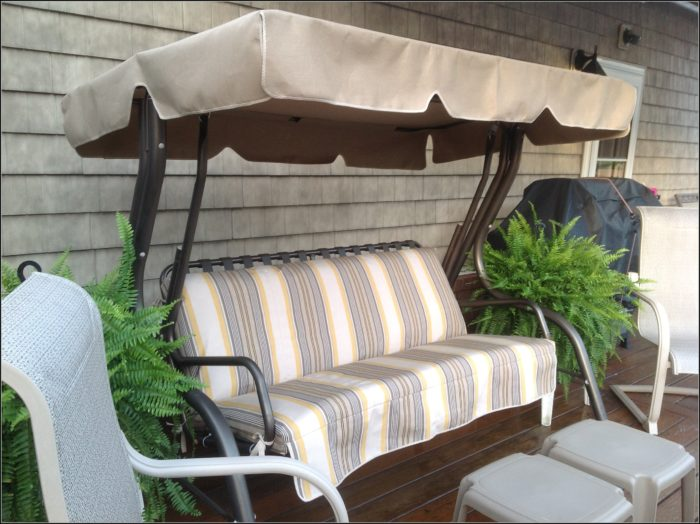 Replacement Cushions For Outdoor Patio Swing