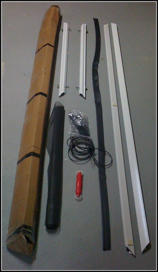 Replacement Sliding Screen Door Kit