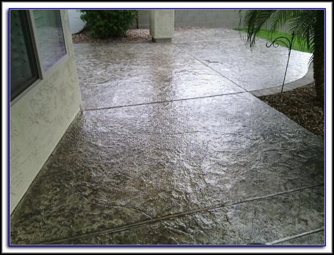 Resurface Concrete Patio Products