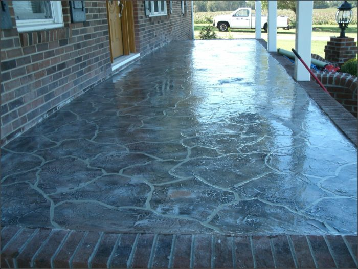 Resurfacing Concrete Patio Diy