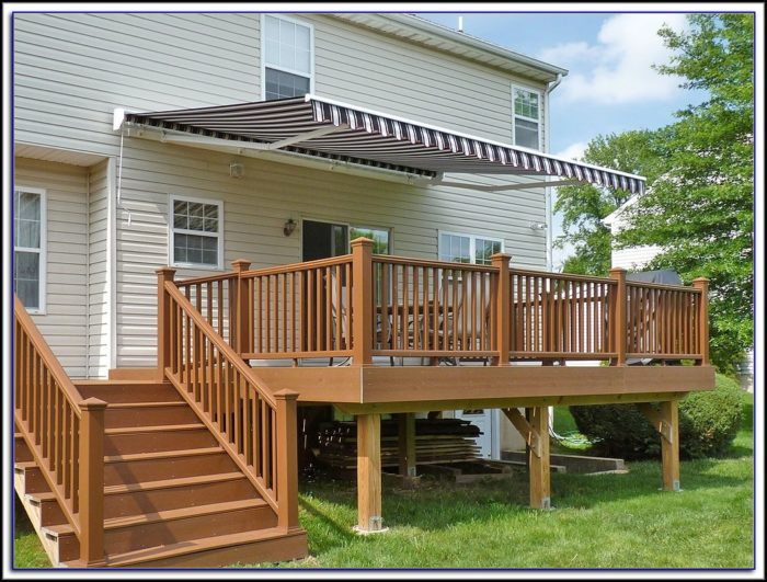 Retractable Patio Awnings Uk