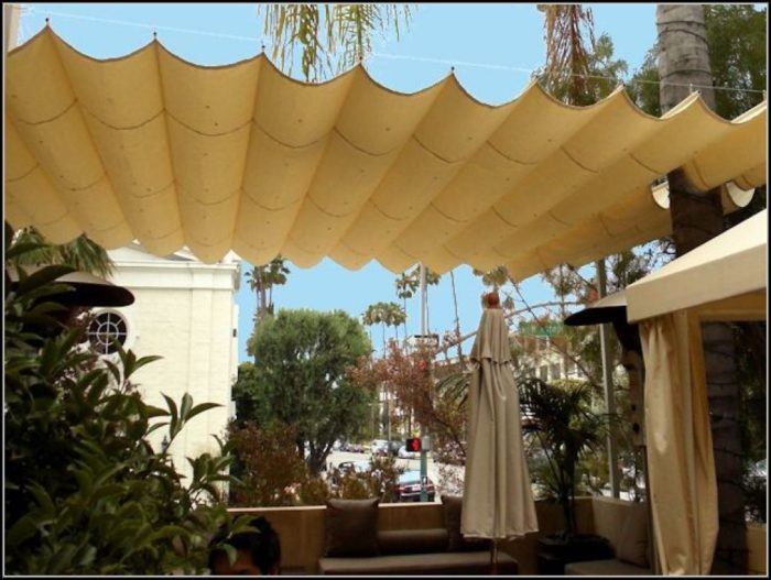 Retractable Patio Cover Diy
