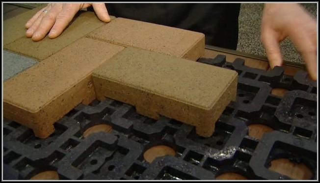 Rubber Patio Tiles Over Concrete