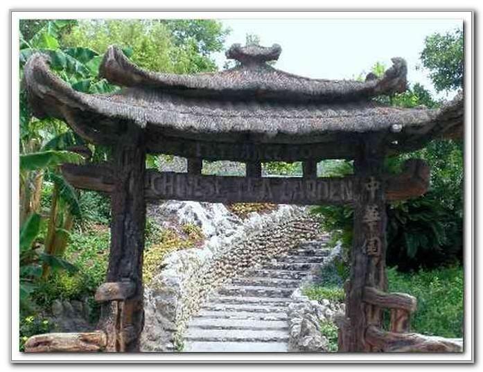 San Antonio Japanese Tea Garden Admission Fee