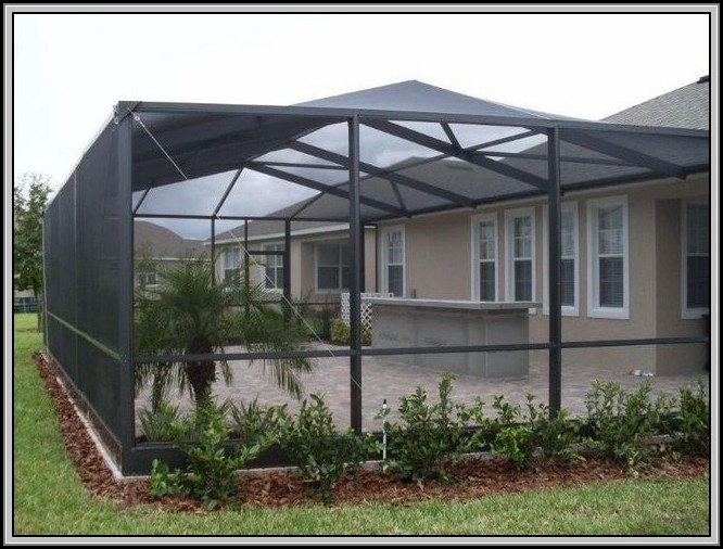 Screen Patio Enclosures Tampa