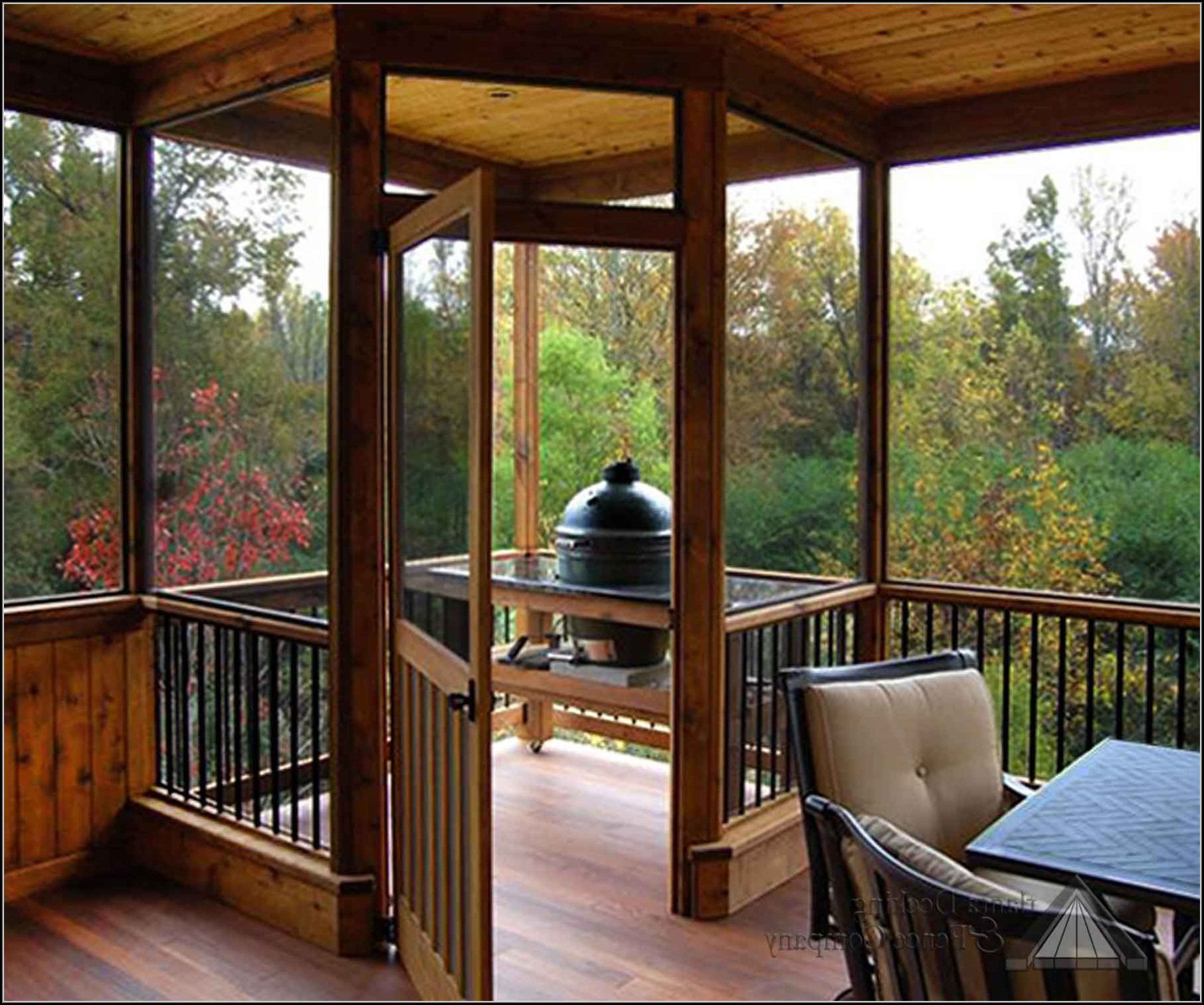 Screened Porch Ideas For Houses