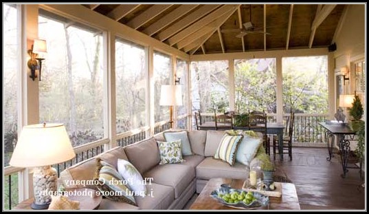 Screened Porch Ideas Pictures