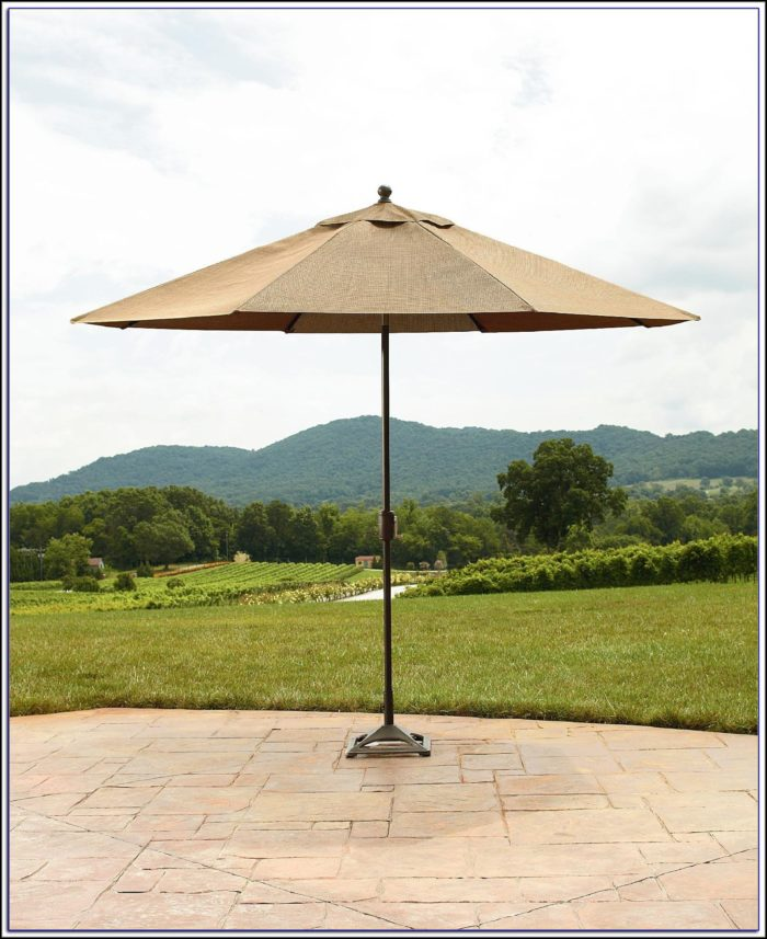Sears Offset Patio Umbrella