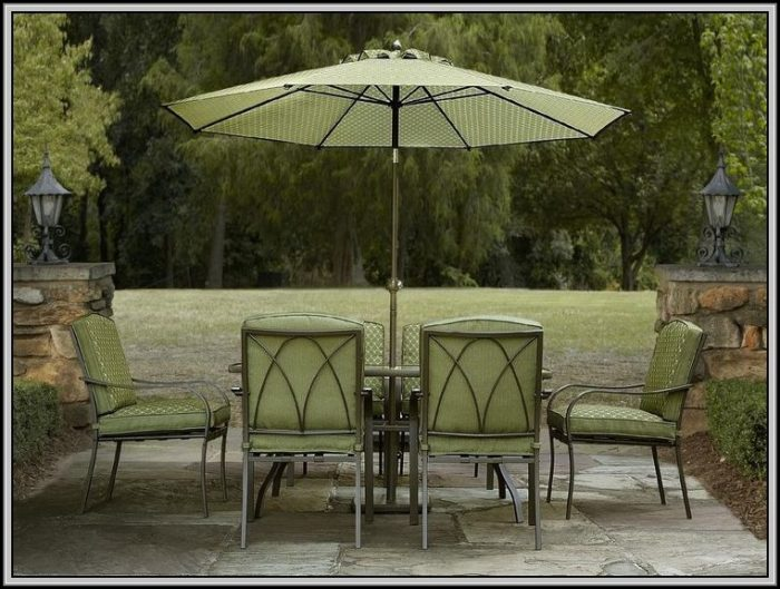 Sears Patio Umbrella Cover