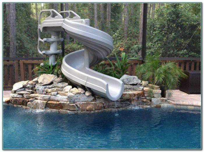Slides For Inground Pools