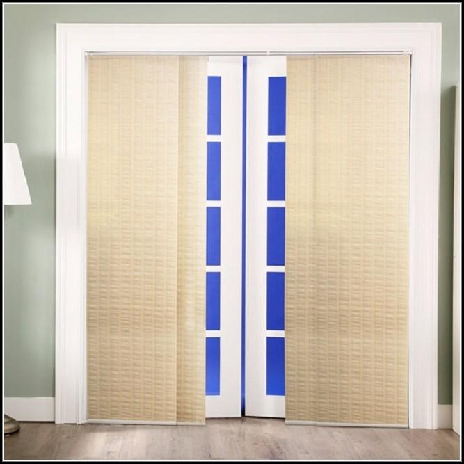 Sliding Curtain Panels For Patio Doors