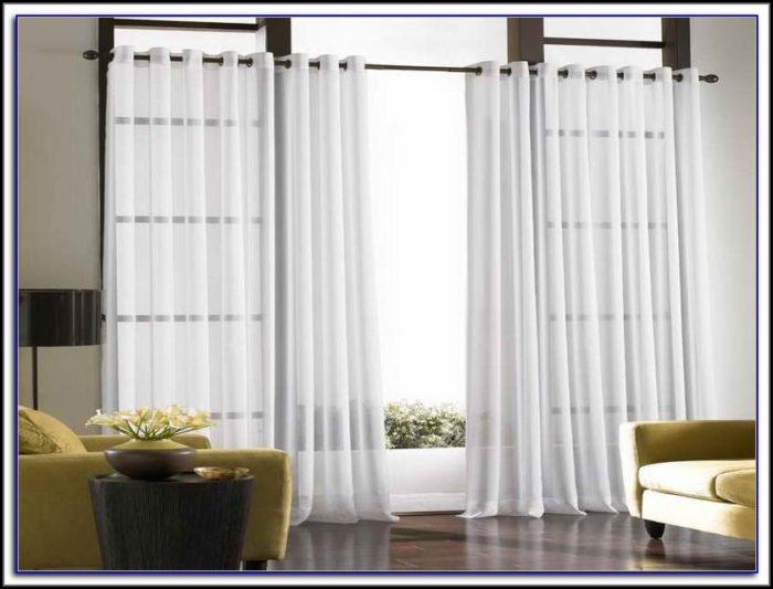 Sliding Patio Door Curtain Size