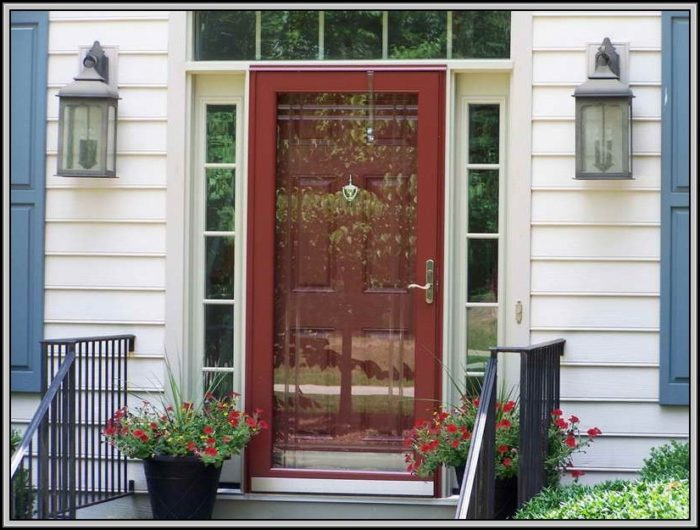Sliding Patio Screen Door Replacement Home Depot