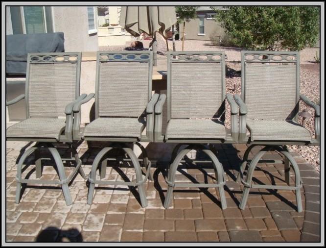 Sling Patio Chairs Fabric