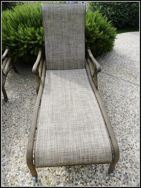Sling Patio Furniture Replacement Fabric