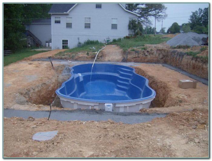 Small Fiberglass Inground Pool Kits - Pools : Home Decorating Ideas ...