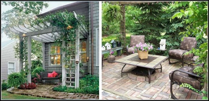 Small Patio Pergola Ideas