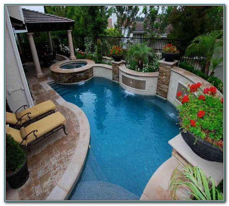 Small Pools For Backyards