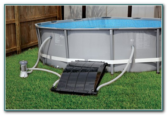 Solar Arc Pool Heater