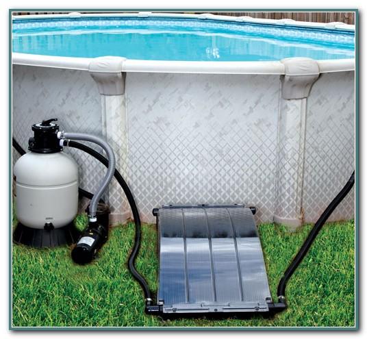 Solar Arc Swimming Pool Heater