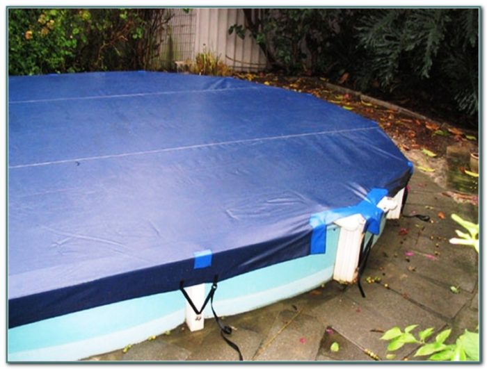Solar Cover For Above Ground Pools