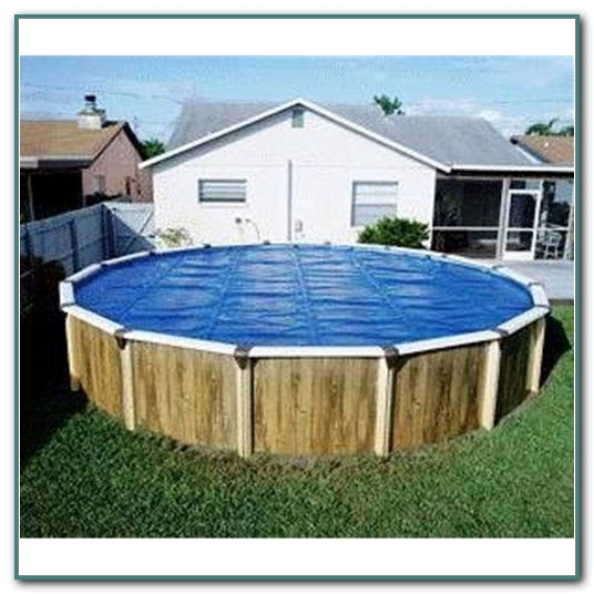 Solar Covers For Above Ground Pools