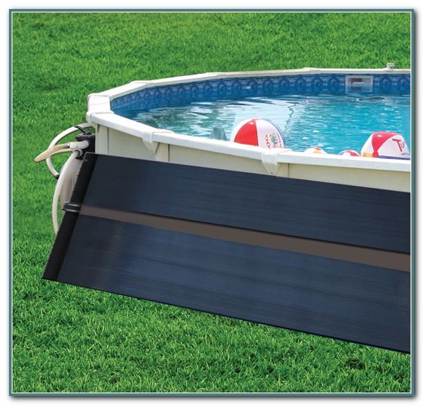 Solar Pool Heater Panels 4 X 12 Pools Home Decorating