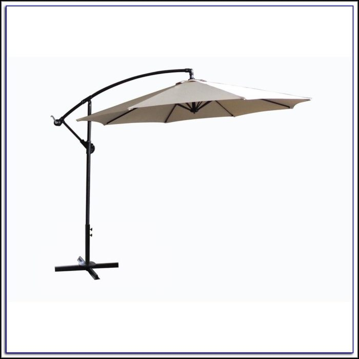 Solar Patio Umbrella Lights Hampton Bay
