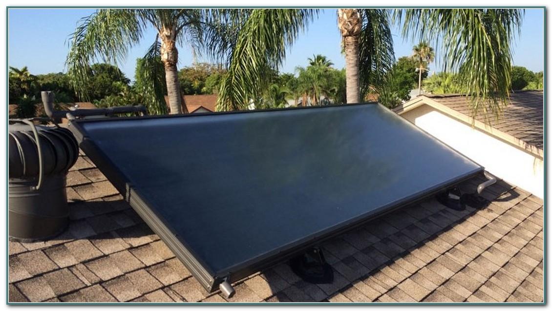 Solar Pool Heater Inground Diy