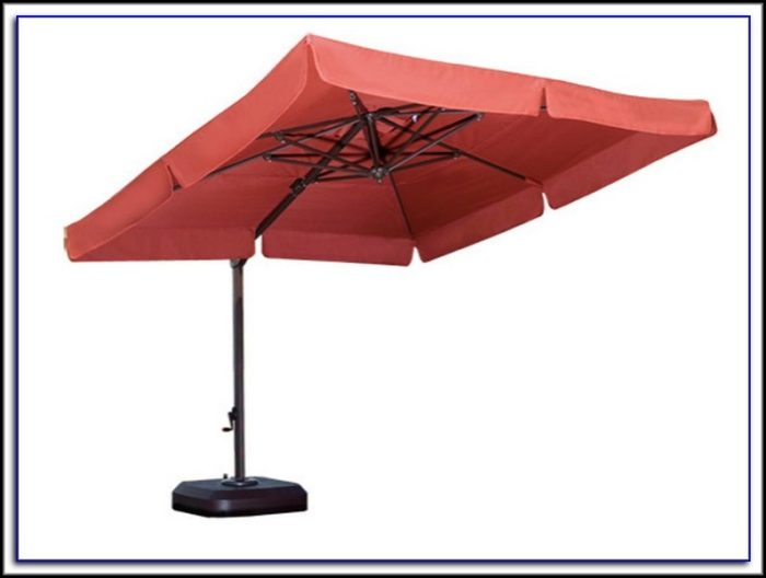 Square Patio Umbrella Canada