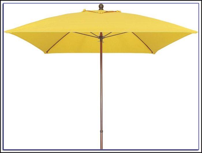 Square Patio Umbrella Replacement