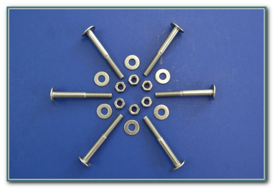 Stainless Steel Pool Ladder Bolts