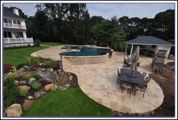 Stone Paver Patios Pictures