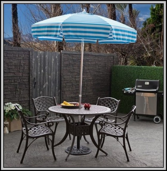 Striped Patio Umbrella Target
