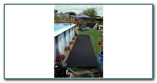 Sungrabber Above Ground Solar Pool Heater