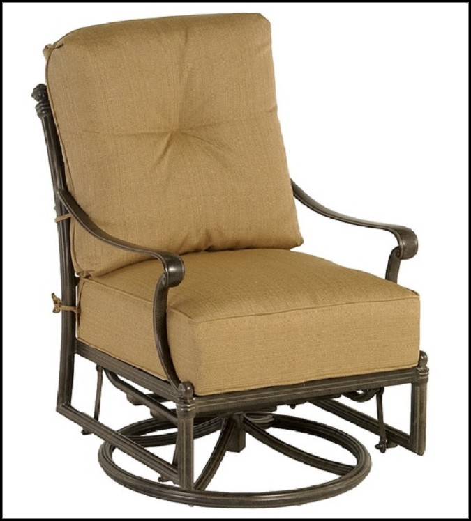 Swivel Glider Patio Furniture