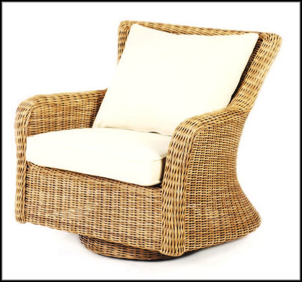 Swivel Rocker Patio Chairs Wicker