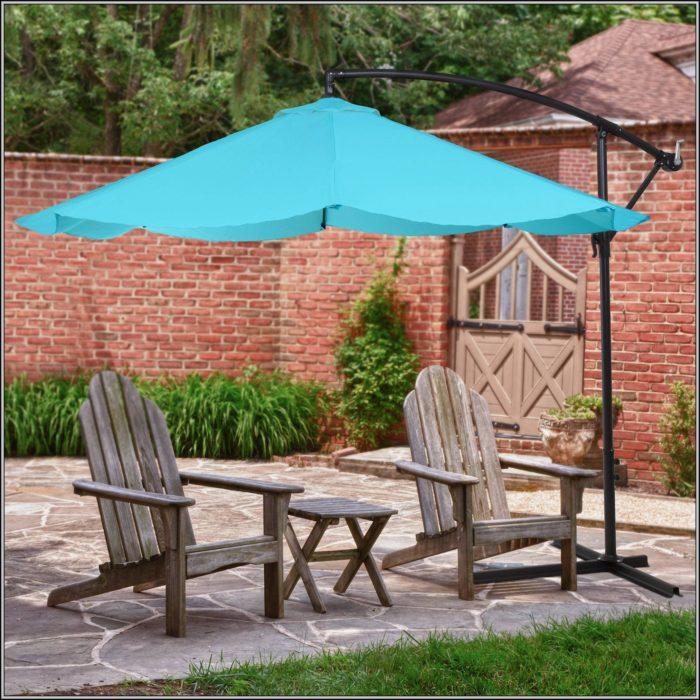 Thresholdtm Square Offset Patio Umbrella