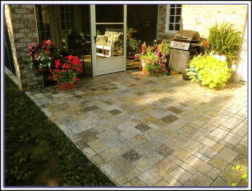 Tile Over Cracked Concrete Patio