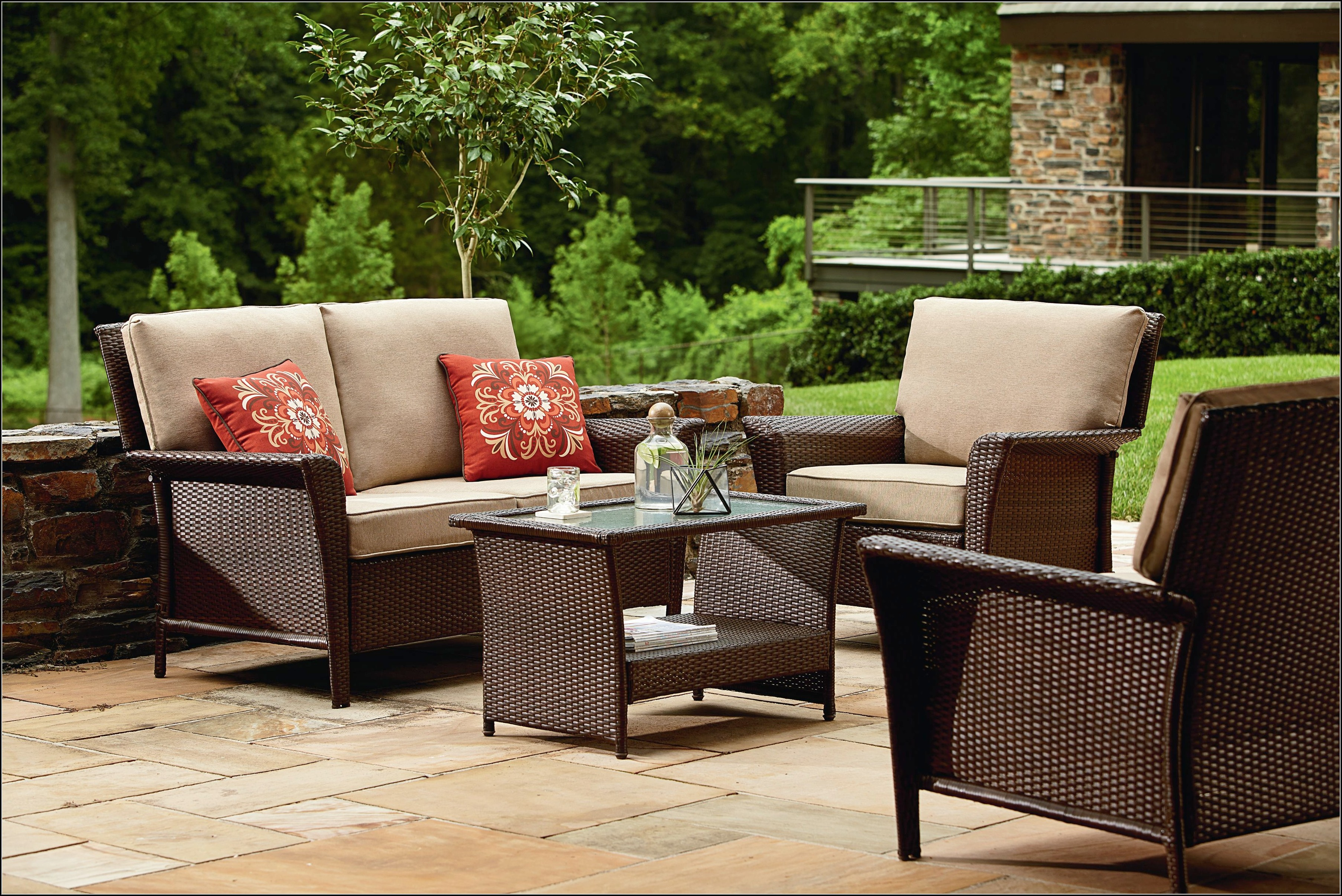 Ty Pennington Patio Furniture Parkside - Patios : Home ...