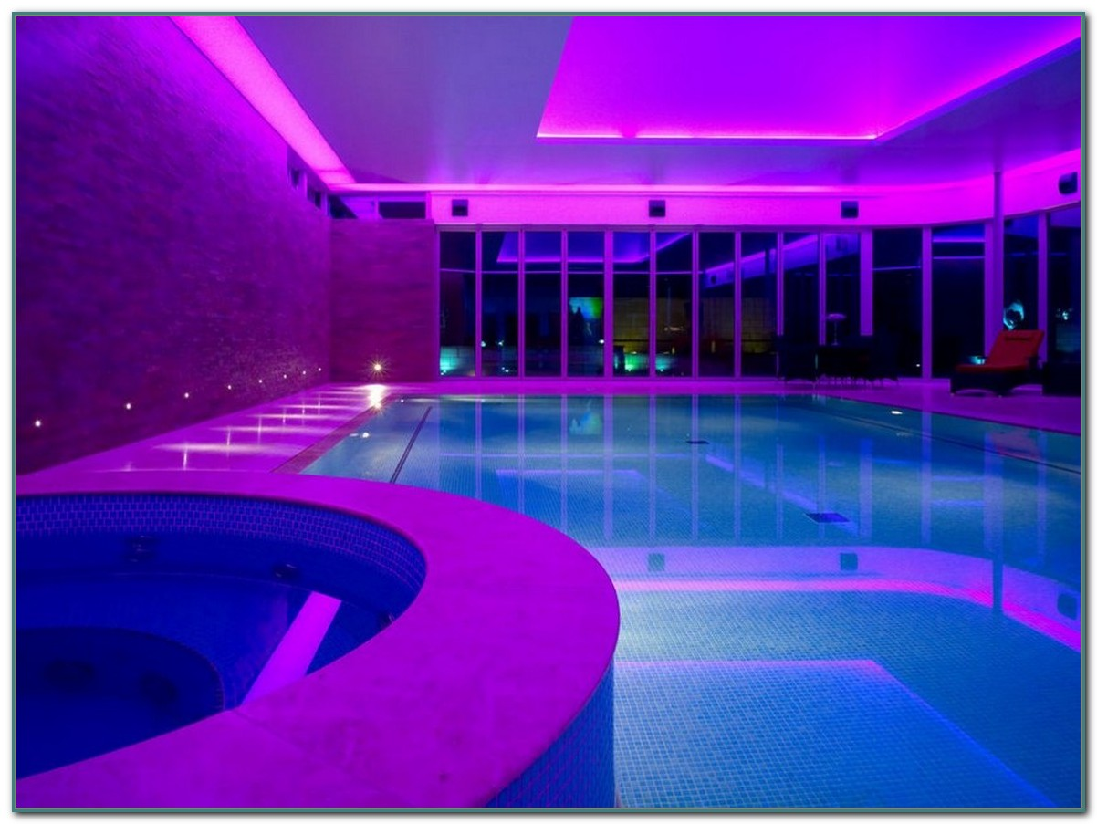 Types Of Inground Pool Lights