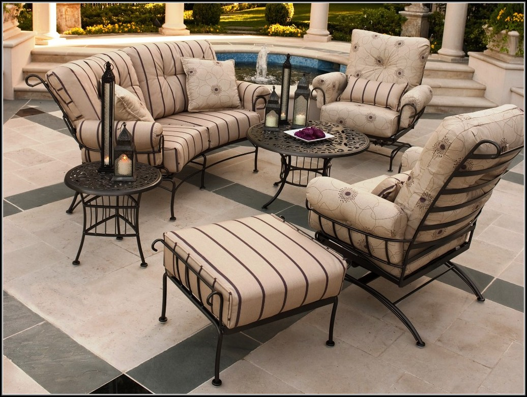 Used Wrought Iron Patio Furniture
